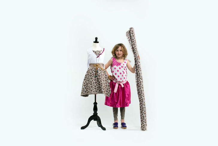 Fashion Design Camp Teaches Kids How To Mindfully Create Their Own