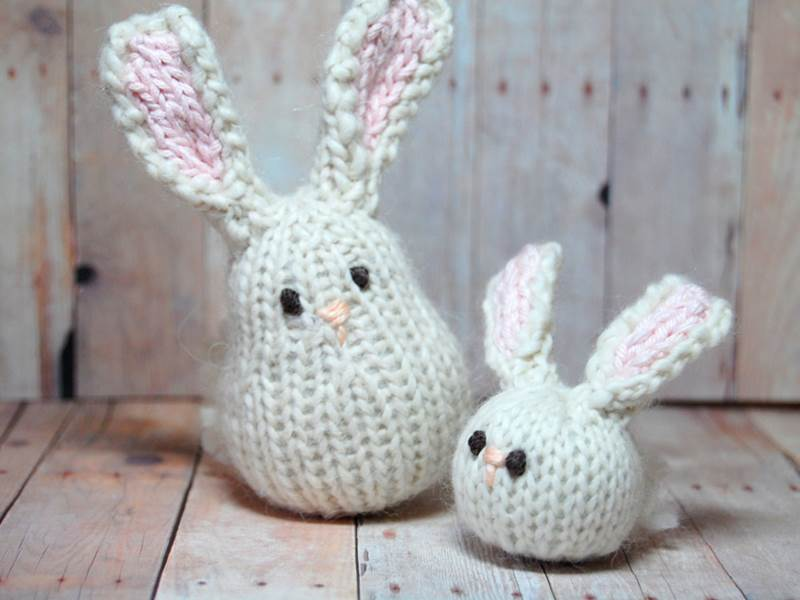 6 sweet handmade gifts for babys easter basket inhabitots negle Gallery