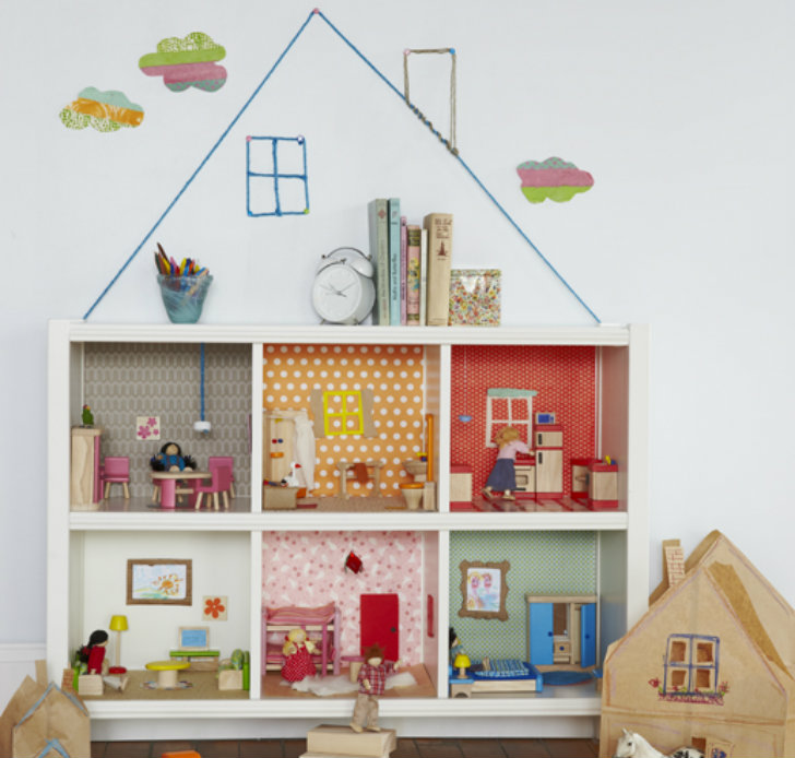 RELATED | Wooden Waldorf Dollhouse By Twig Studio Kids