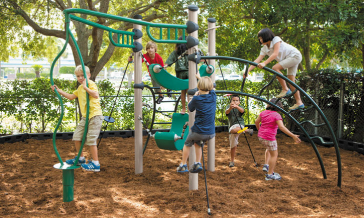 Companies That Make EcoFriendly Outdoor Play Equipment For Your - Backyard playground equipment
