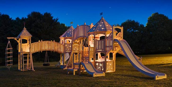 eco-friendly playgrounds, eco-friendly playground equipment, eco-friendly  swing sets - 6 Companies That Make Eco-Friendly Outdoor Play Equipment For Your