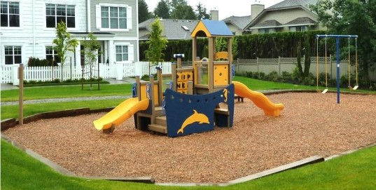 6 Companies That Make Eco Friendly Outdoor Play Equipment