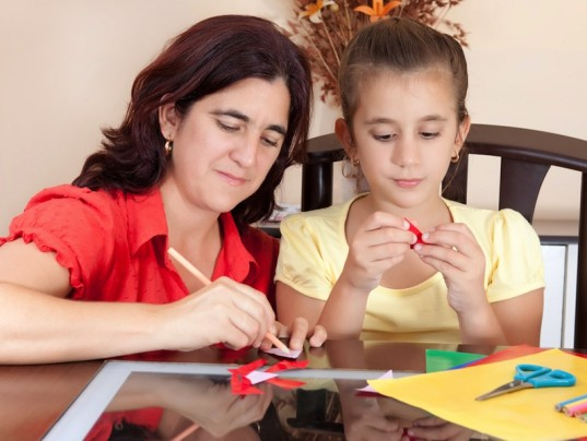 parenting, crafts, family time, childhood