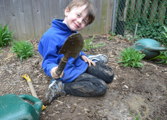 parenting, green kids, eco play, childhood