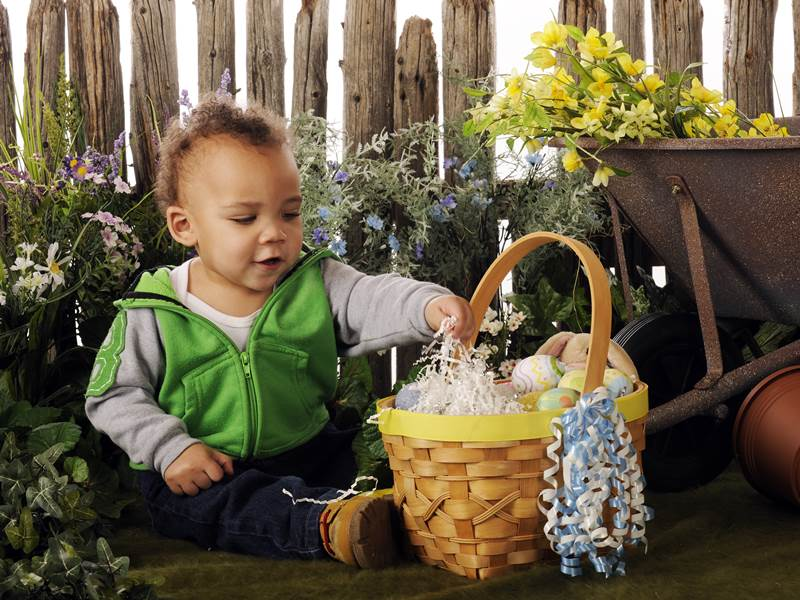 6 sweet handmade gifts for babys easter basket inhabitots check out our favorite handmade safe and sweet easter gifts for babies below negle Images