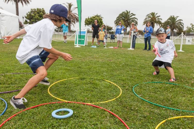 Encourage Your Child To Enter The 4th Annual CLIF Kid Backyard