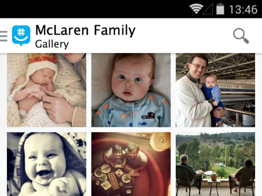 groupme, parenting, sponsored post, group chat