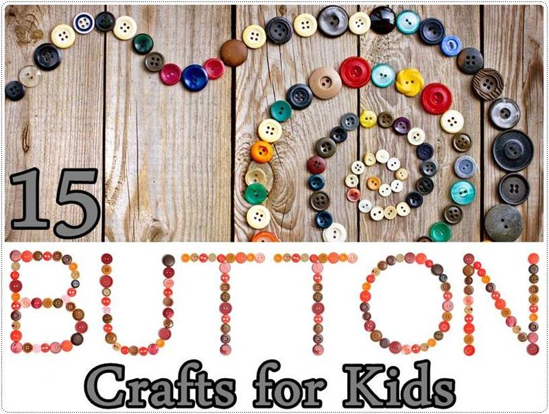 button craft ideas for kids 15 button crafts for inhabitots 5976