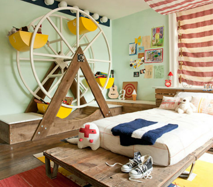 48 Dreamy Kids' Room Designs That Have Us Yearning For Childhood Magnificent Bedroom Designs For Kids