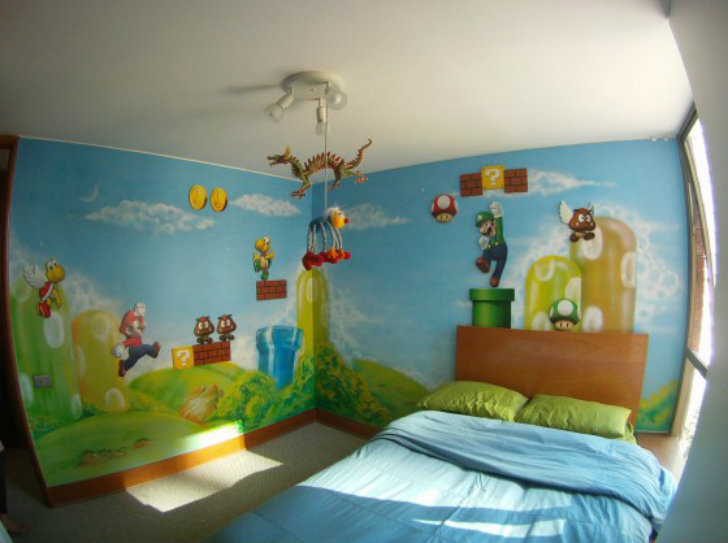 Green Kids Bedroom Ideas 3 Unique Design Ideas