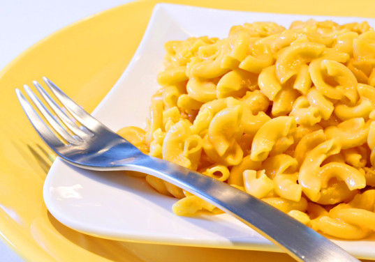 Mac and Cheese - Tartrazine