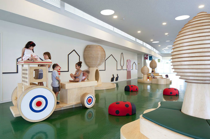 10 Gorgeous Indoor Play Spaces That Will Delight Kids