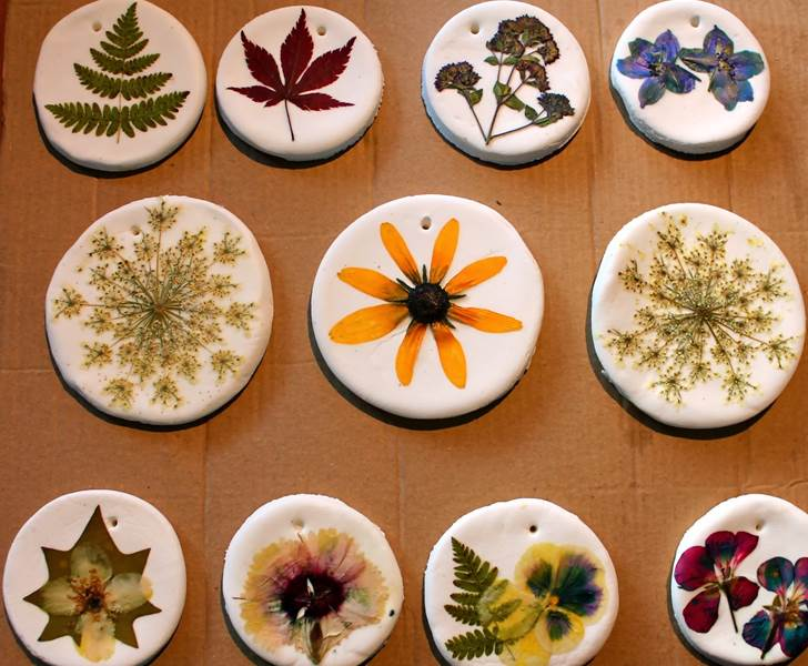 15 nature crafts for kids that can be made using found for Nature crafts for kids