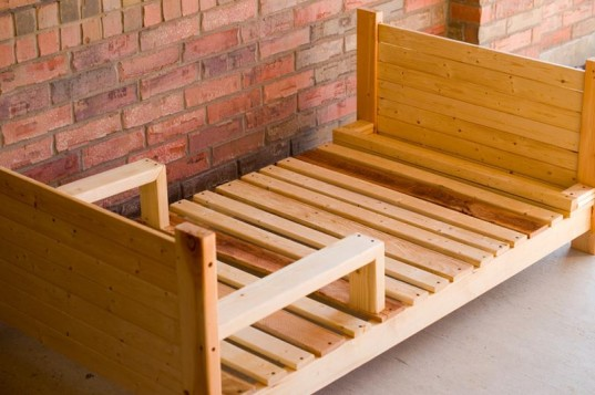 A Cute Amp Sustainable Handmade Toddler Bed For Under 200