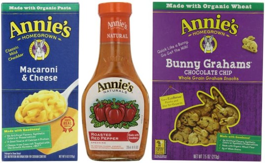 annie's, bunny crackers, annie's mac n cheese, annies, annie's homegrown, general mills, general mills gmos, gmos, gmo-free, 100% organic, certified organic, natural food, grow your own food, sustainable food
