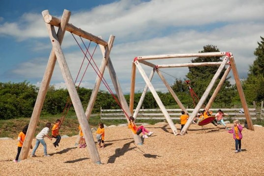 adventure playground, brave kids, free play, free playground, free range kids, freedom for kids, kid freedom, kids inside, kids outside, obese kids, over protected kids, stranger danger, the land, terra nova playground, hapa architecture, terra nova million dollar park, million dollar playgroound