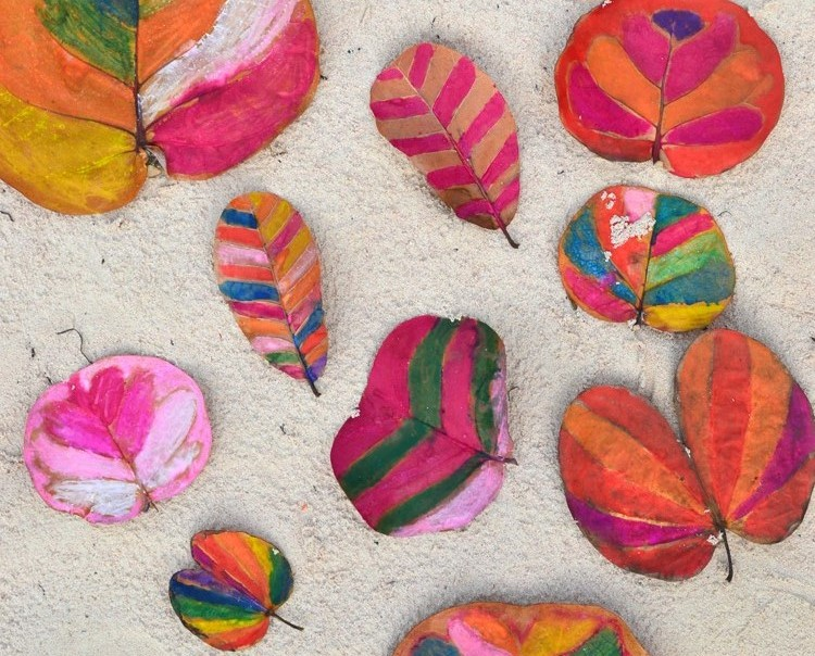10 Fresh And Inspiring Fall Leaf Crafts For Kids