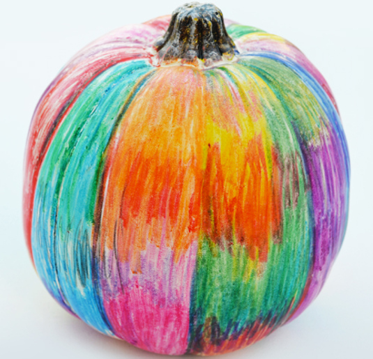 Pumpkin decoration 4