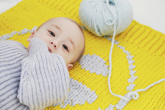 Wool and the Gang, Baby Gang, knitting, DIY, hand knit, sustainable fashion, ethical fashion, wool, alpaca wool, Peru, baby wear, craft, online shopping