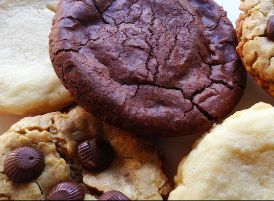 cookies, crowdfunding, (R)evolution cookies, cookies with a cause