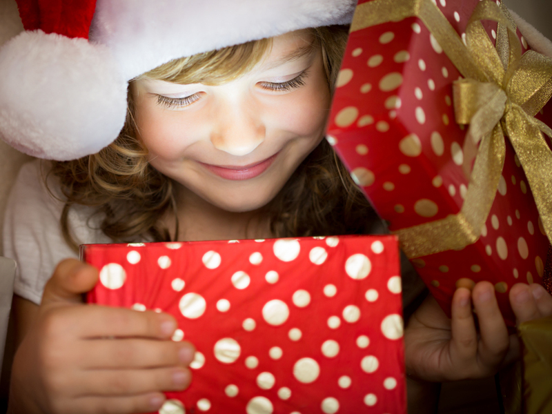 12 heartfelt and meaningful Christmas gifts for children | Inhabitots