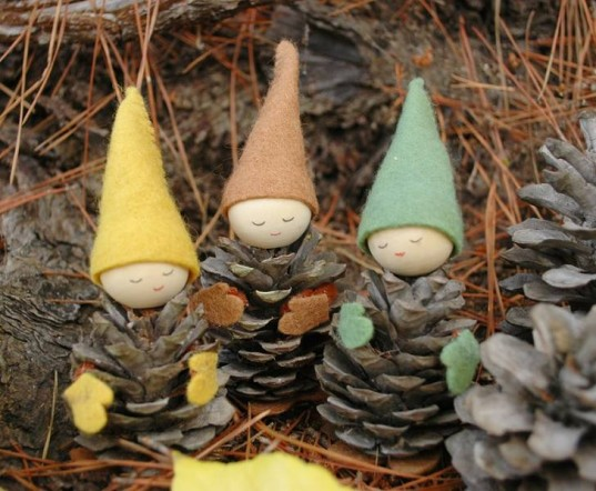 Eco Friendly Winter Crafts For Kids
