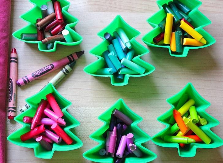 Pinterest Christmas Tree Paper Craft