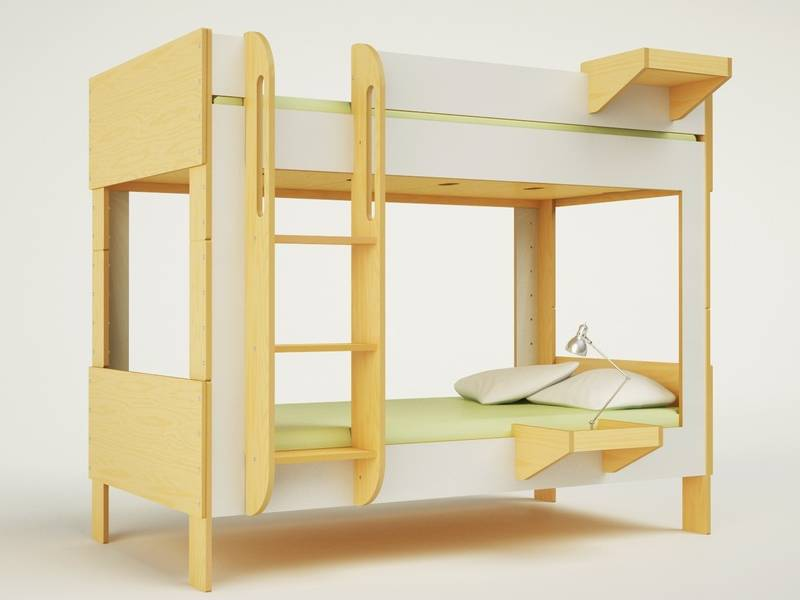 Casa Kids debuts sleek and space saving Cabin Bunk Bed & Casa Kids debuts sleek and space saving Cabin Bunk Bed | Inhabitots