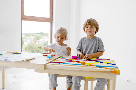 bawa, kids play table, multifunctional play table, blocks and table design, green design for kids, green kids, eco kids