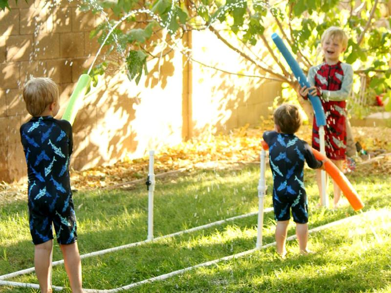 Backyard Game Ideas, Backyard Games, Backyard Playtime, Yard Games,  Benefits Of Play