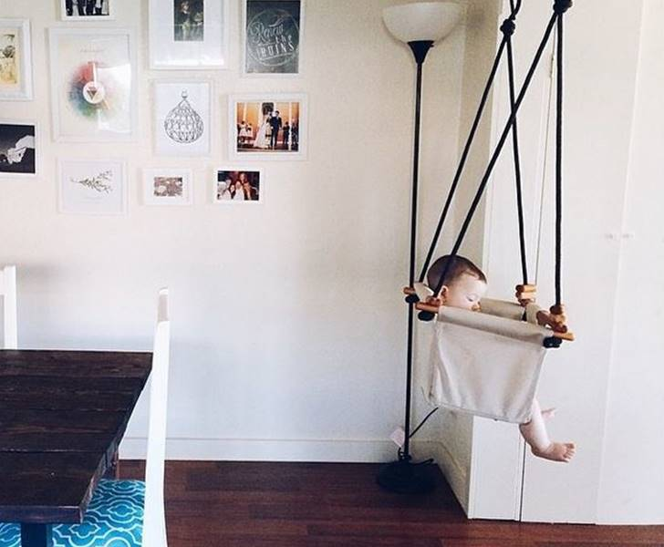 Solvej swings are as beautiful as they are fun | Inhabitots