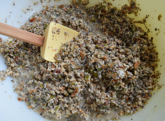 seeded bread, vegan bread, gluten-free bread, gluten-free recipe