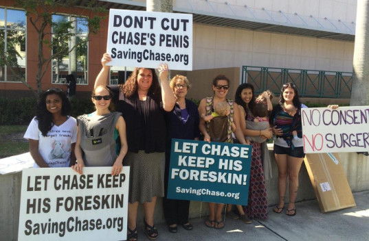 saving chase, #savingchase, forced consent, circumcision, intactivism, heather hironimus, court ordered circumcision, parental rights