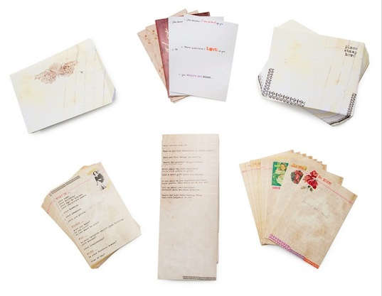 Treasured pages book inhabitots for Treasured passages letter book