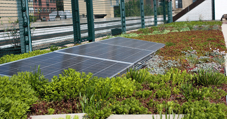 Solar Roofs In New York City Schools Become Part Of The