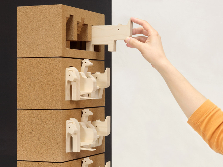 Bleebla Wooden Animal Blocks Mix Timeless Design With Sustainable