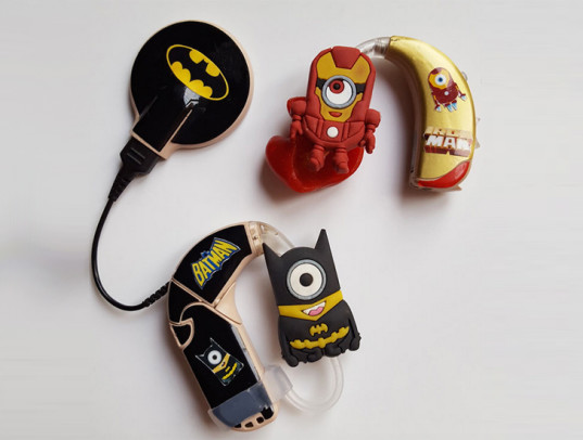 green design, eco design, sustainable design, Sarah Ivermee, Lugs, children hearing device, hearing device accessories
