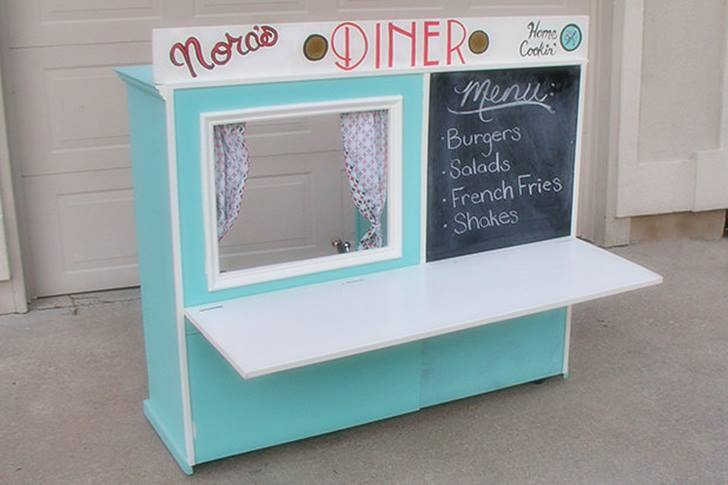 repurposed furniture for kids. 15 Ways To Upcycle Old Furniture Into New Creations For Kids | Inhabitots Repurposed E