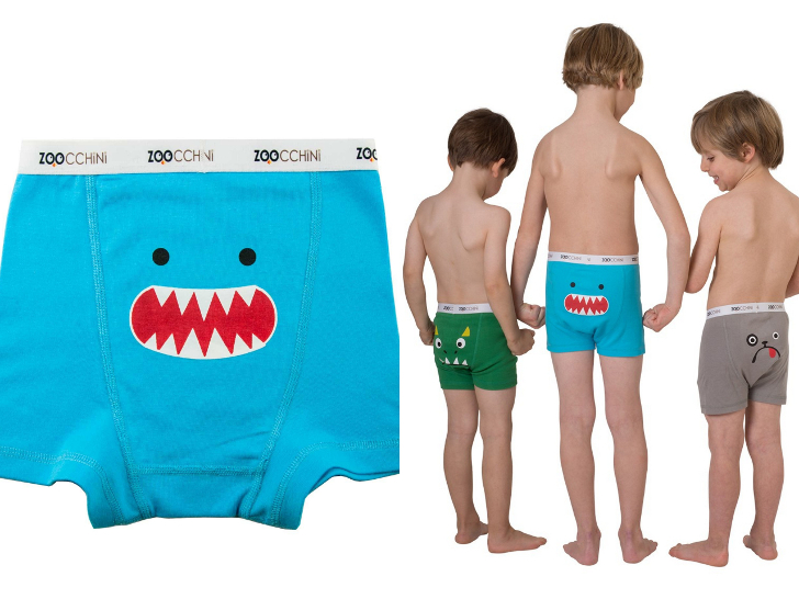 6ebd27095d55 Zoocchini animal-themed organic underwear is the perfect fit for ...