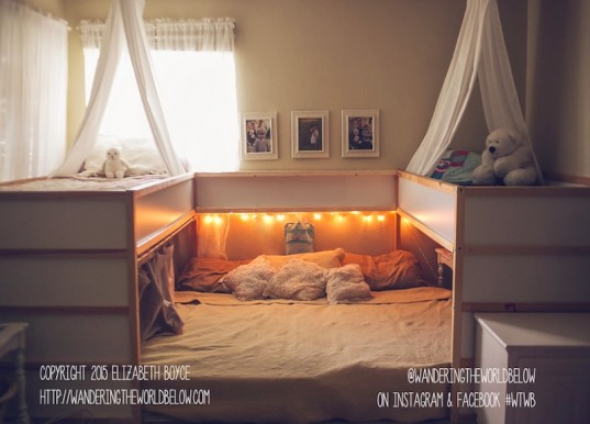 co-sleeping, green family, family bed, parenting