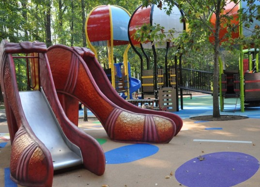 oz playground, outdoor play, eco play, playgrounds