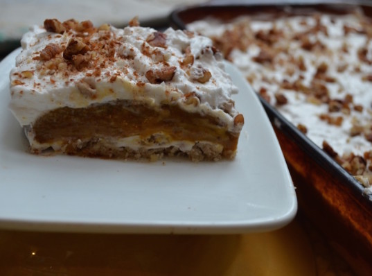 pumpkin pudding pie, vegan recipe, recipe, food