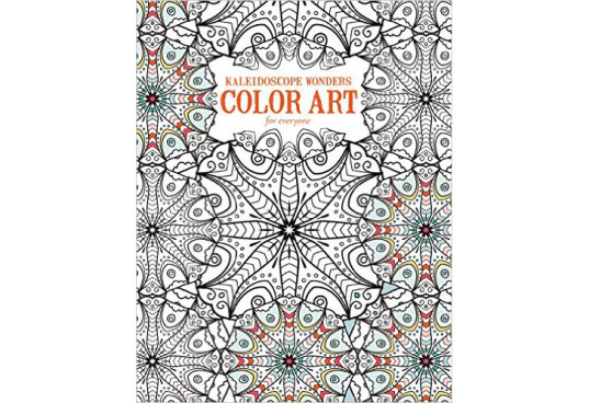 Adult coloring book 14