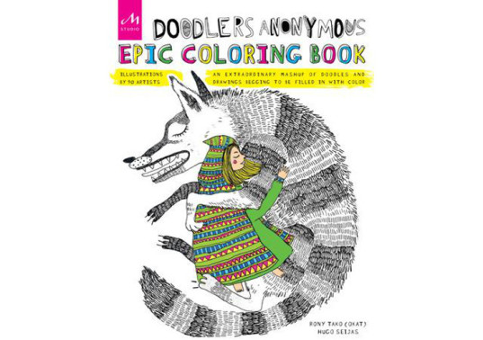 Adult coloring book 2