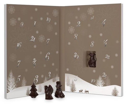 9 Vegan Chocolate Advent Calendars For Counting Down The