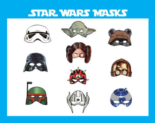 Star Wars crafts 3