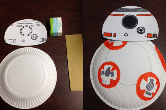 Star Wars crafts 7