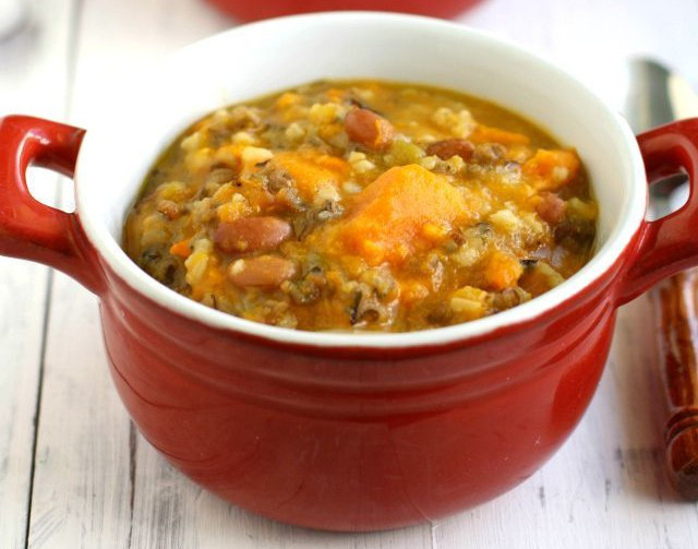 12 Vegan Slow Cooker Soup Recipes For Easy Hearty