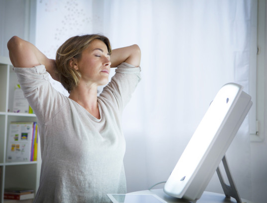 light therapy, S.A.D., seasonal depression, health