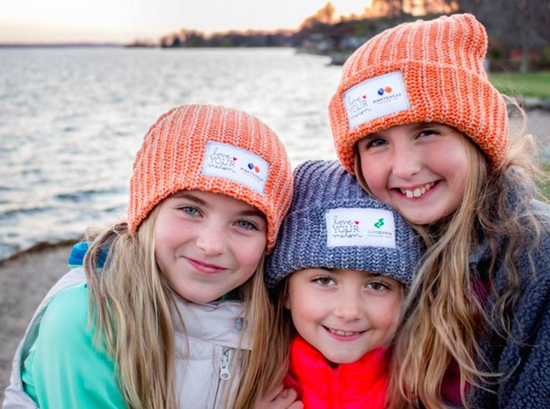 Love Your Melon is on a mission to give a hat to every child battling  cancer in America  4a2d8bd5a50